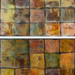 004 Quilts (Diptych)